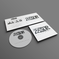 Okładka Digipack Audio-CD